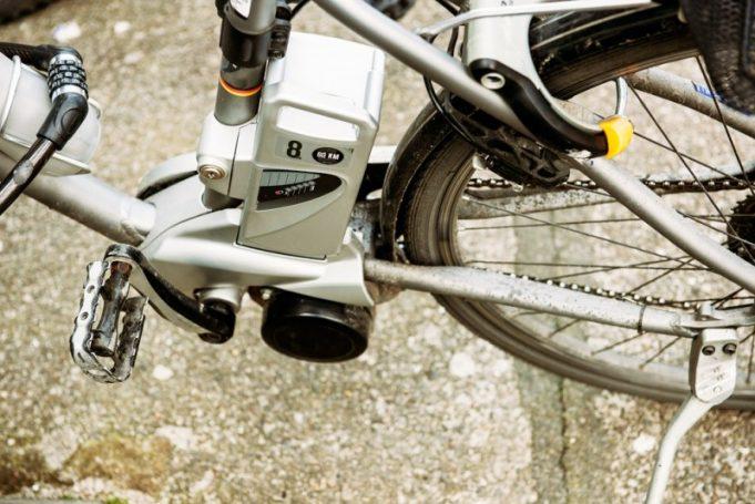 Få god motion og masser af medvind på en fed elcykel