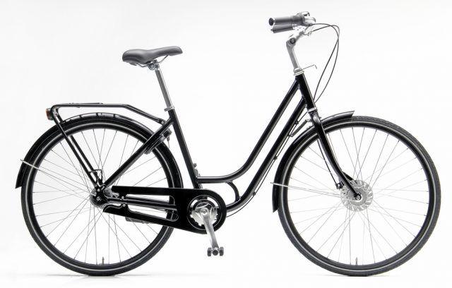 Hvilken type cykel egner sig bedst til kørsel i byen