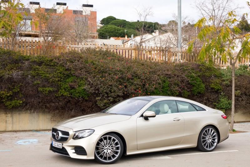 Få viden om Mercedes E-klassen
