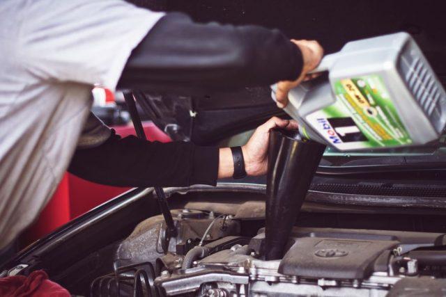 Et godt autoværksted har orden i sagerne